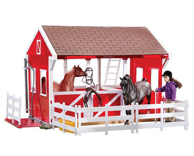 Spring Creek Stable Model Breyer