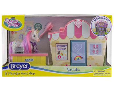 Sprinkles Sweet Shop Model Breyer