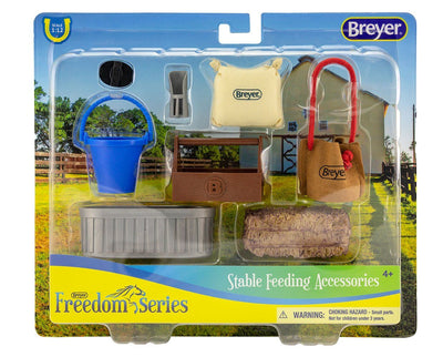 Stable Feeding Accessories Model Breyer