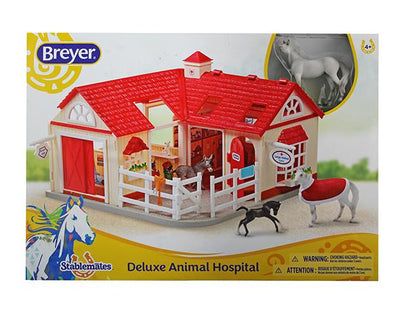 Stablemates® Deluxe Animal Hospital Model Breyer