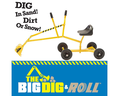 The Big Dig and Roll Model Breyer