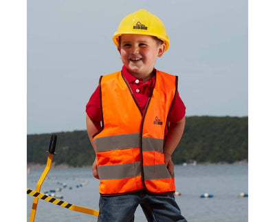 The Big Dig Construction Vest Model Breyer