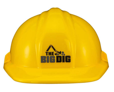 The Big Dig Toy Construction Helmet Model Breyer