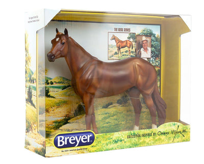 The Ideal Series - American Quarter Horse Model Breyer