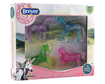 Unicorn Gift Collection Set Model Breyer