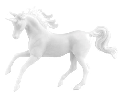Unicorn Paint and Play - Style B Model Breyer