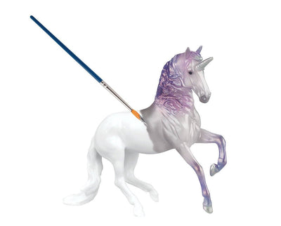 Unicorn Paint and Play - Style C Model Breyer
