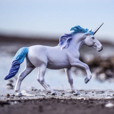 Unicorn Stallion Rainbow Model Breyer