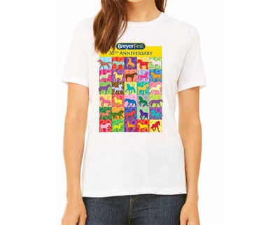 Unisex 30th Anniversary Tee Apparel Breyer