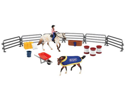 Western Play Set Model Breyer