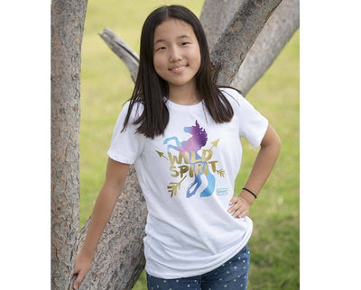 Wild Spirit - Ladies T-Shirt Apparel Breyer