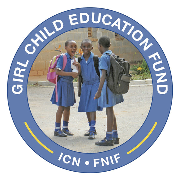 Make a donation to the Girl Child Education Fund