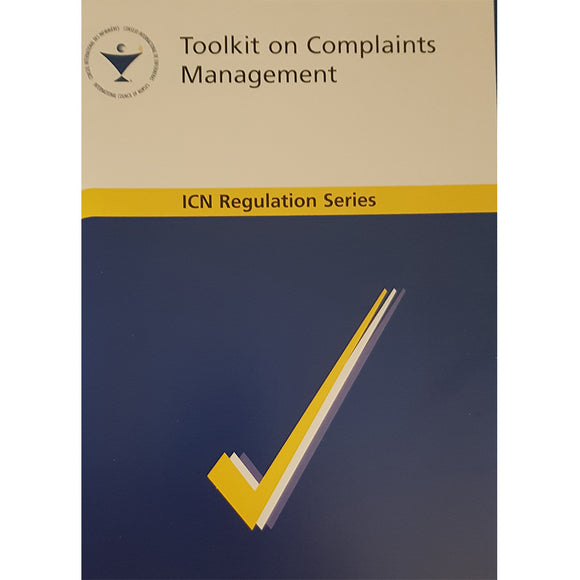 Toolkit on Complaints Management