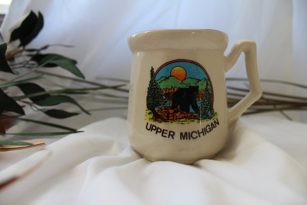 Groovy Upper Michigan Mug