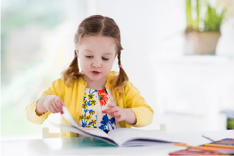 How the Best Personalised Children's Books Encourage Your Child to Read