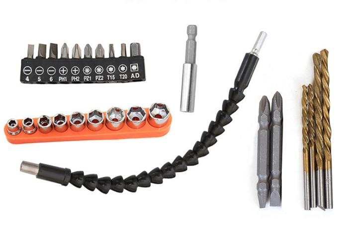 Drill Flexible Shaft - With various models