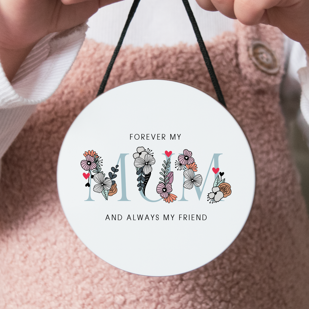 Personalised Mother's Day Hanging Keepsake