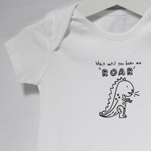 Load image into Gallery viewer, Roar Bodysuit Babygrow