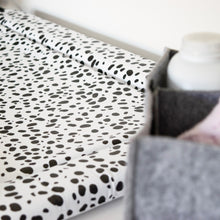 Load image into Gallery viewer, Deluxe Baby Changing Mat - Spots