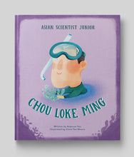 Load image into Gallery viewer, Asian Scientist Junior box set