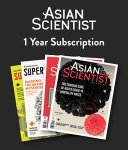 One-year subscription plan to Asian Scientist Magazine (2 issues)