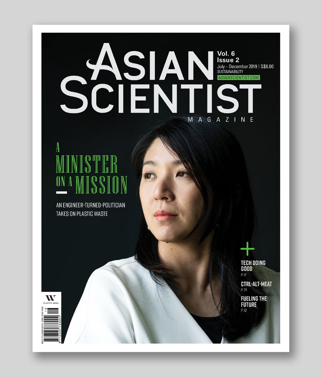 Asian Scientist Magazine (July 2019)