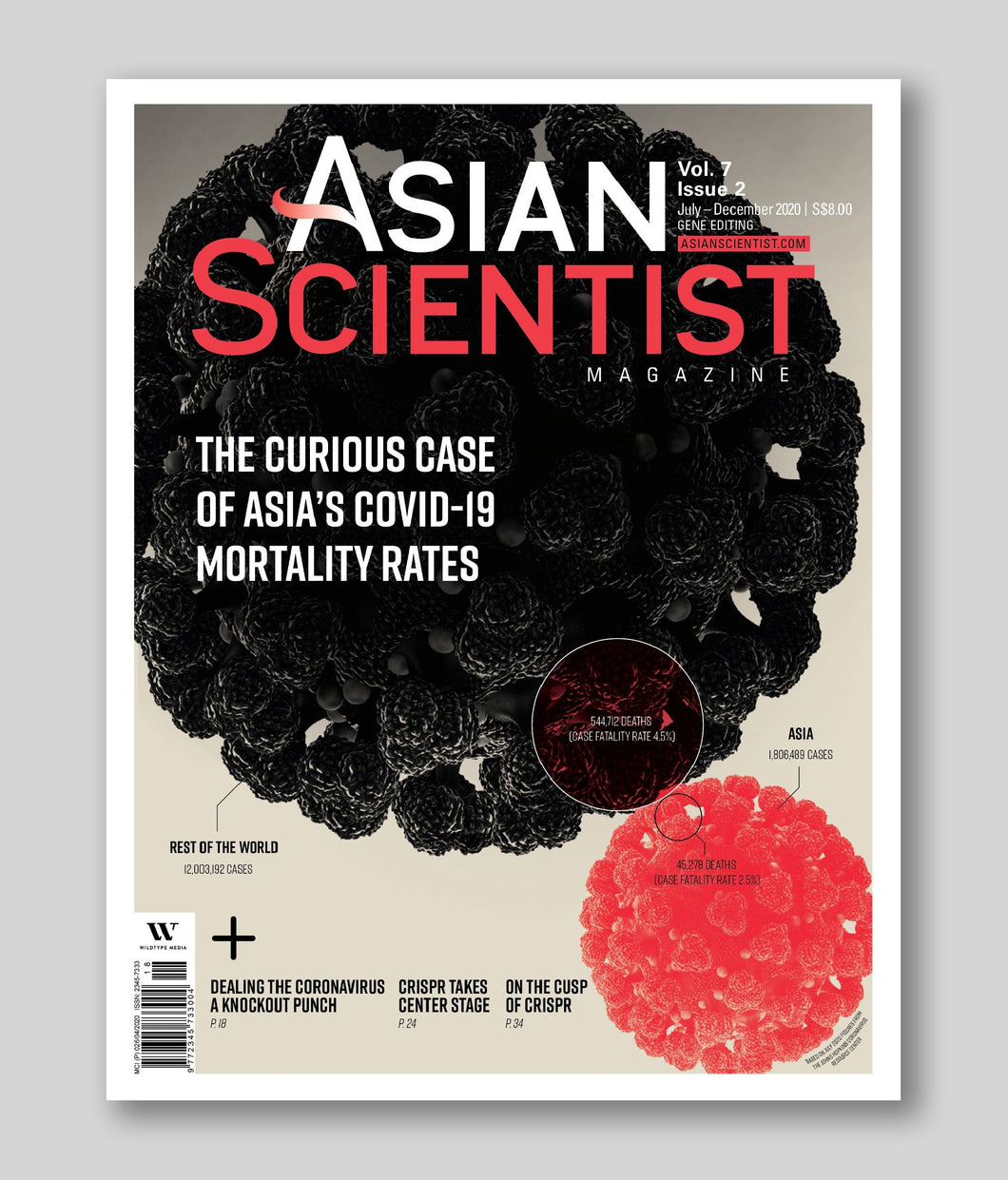 Asian Scientist Magazine (July 2020)