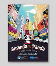 Load image into Gallery viewer, Amanda the Panda: Goes to the City