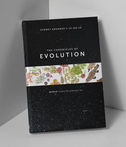 Sydney Brenner's 10-on-10: The Chronicles of Evolution