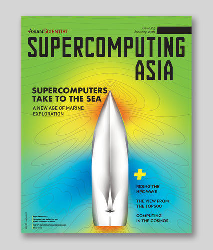 Supercomputing Asia (January 2018)