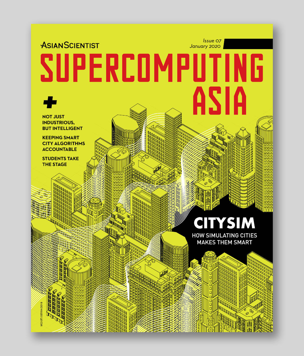 Supercomputing Asia (January 2020)