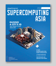 Load image into Gallery viewer, Supercomputing Asia (July 2018)