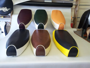 Vespa PX/LML Two Colour Seat Cover