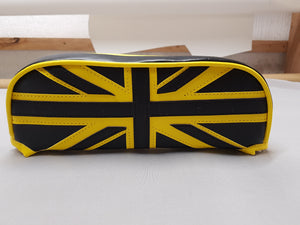 Modena Union Jack Backrest Pad