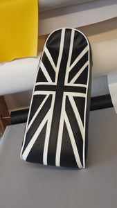 Scomadi/Royal Alloy Union Jack Seat Cover