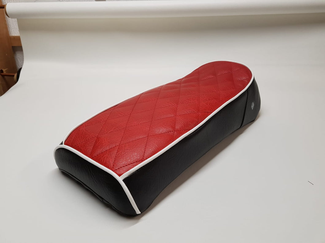 Scomadi/Royal Alloy Diamond Padded Seat Cover
