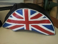 Union Jack Mudguard Cover