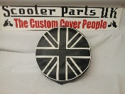"Union Jack 10"" Wheel Cover"