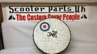 "The Jam with Roundel 10"" Wheel Cover"