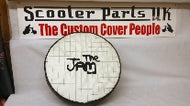 "The Jam 10"" Wheel Cover"
