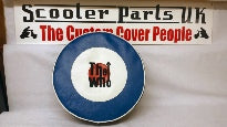 "The Who 10"" Wheel Cover"