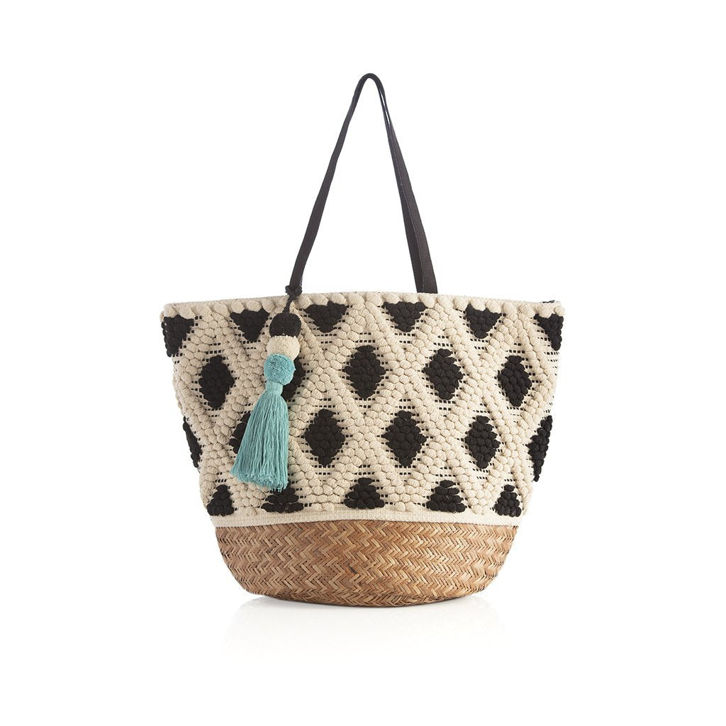 ethically made beach bag