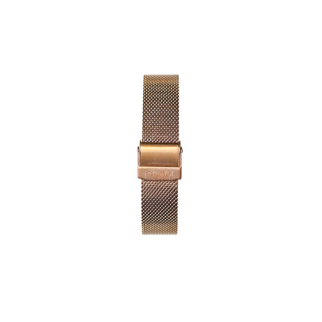 Mini Mesh Minimalist 32mm - Rose Gold