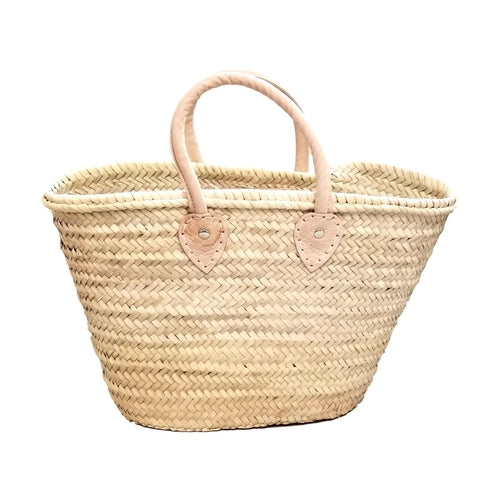 handwoven french basket