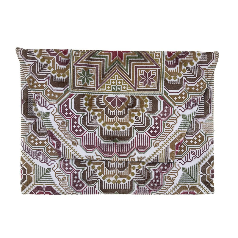 embroidered clutch thailand