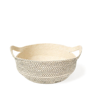 Amari Fruit Bowl - Black