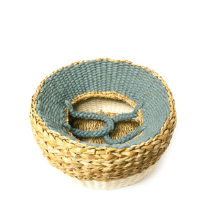 foldable basket handmade