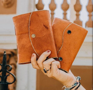 leather journals made in nicaragua