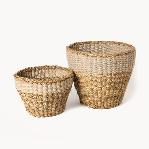 Savar Planter (Set of 2)