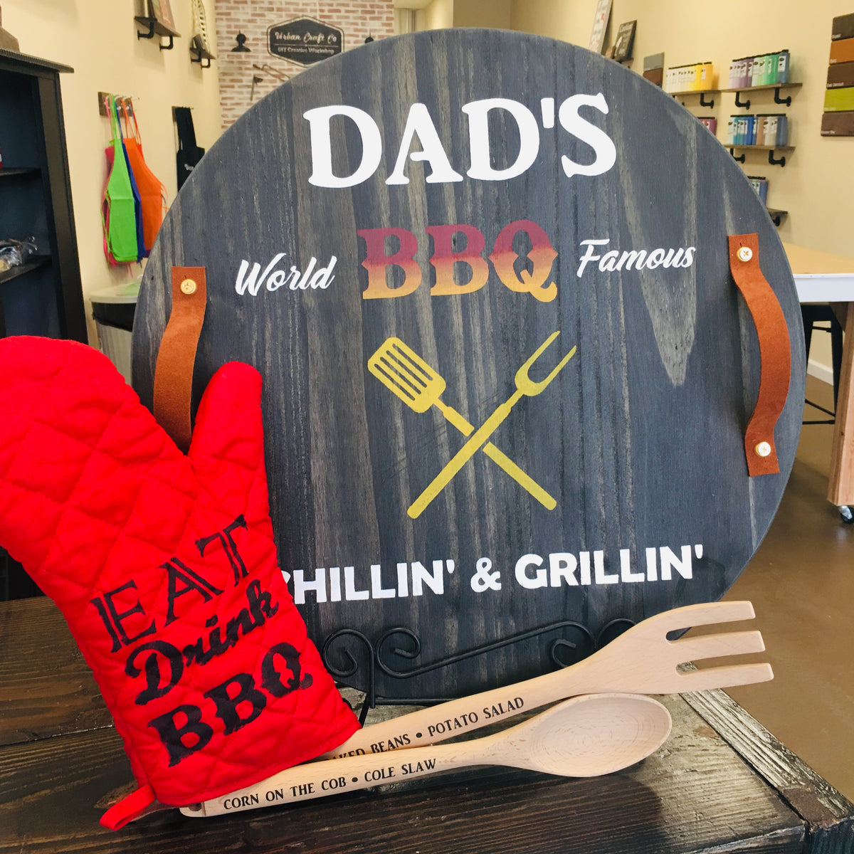 DIY BBQ Bundle Workshop